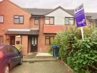 TOTAL REDEC IN EXCELLENT CONDITION, 2 BED HOUSE, CUL DE SAC SHORT WALK TO STN AND HIGH ST