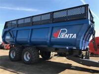 Penta DB50 Dump Box/Silage Trailer Brandon Brandon Area Preview