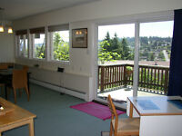 Furnished Suite Near Beautiful Departure Bay