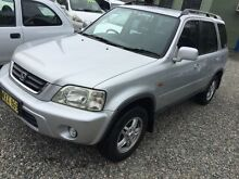 2000 Honda CR-V (4x4) Sport Silver 4 Speed Automatic 4x4 Wagon Jewells Lake Macquarie Area Preview