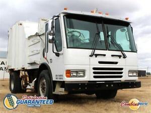 2007 AMERICAN LAFRANCE CONDOR Single Axle Garbage Truck
