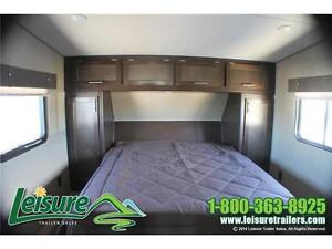 2016 Forest River Cherokee Wolf Pack WP315 Toy Hauler Windsor Region Ontario image 8