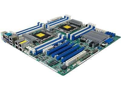 ASRock EP2C602-4L/D16 SSI EEB Server Motherboard Dual LGA 2011 Intel C602 DDR3 1