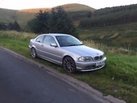 BMW 330 coupe 2001