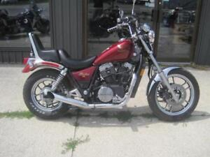 Preowned 1984 Honda Shadow 750 in great shape