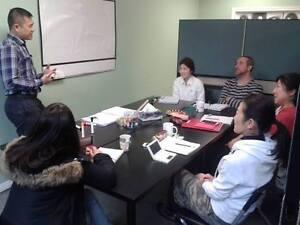 Adult ESL Conversation Class in Leslieville! (Downtown Toronto)