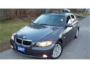 2007 BMW 328I 328i LOW KM, PREM.PACK. AUTO,MINT SHAPE,CERT$10475