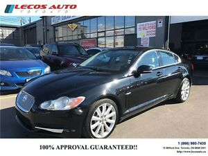 2011 Jaguar XF Luxury