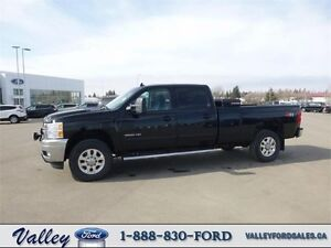 LONG BOX WITH POWER TO SPARE + EXTRAS! 2011 Silverado DIESEL HD