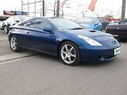 2000 Toyota Celica SX Blue 6 Speed Manual Liftback Brooklyn Brimbank Area Preview