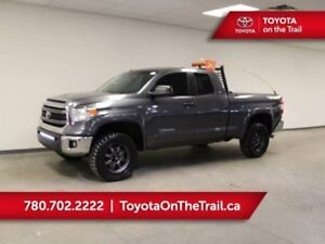2014 Toyota Tundra DOUBLE CAB TRD OFF-ROAD; WORK TRUCK, CAR STAR