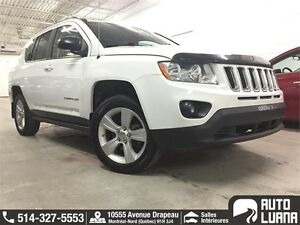 2012 Jeep Compass Sport 4x4/MAGS/SIÈGES CHAUFFANTS/COMME NEUF