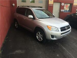 2011 Toyota RAV4 SPORT 4WD-Toit Ouvrant-Mags-Toute Equipee....