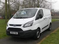 15 Reg Ford Transit Custom 290 Eco-Tech (52k Miles) One Owner (FSH)