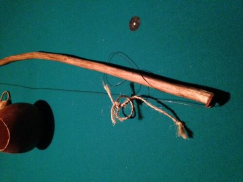Berimbau Brazilian Percussion Instrument