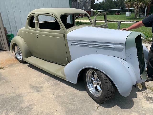 1936 Plymouth Coupe  1936 Plymouth Coupe