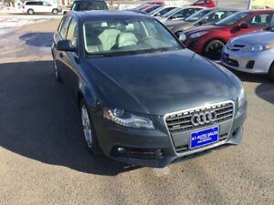 2009 Audi A4 4dr Wgn Auto 2.0T quattro AWD Skylight Roof