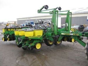 deere ebay ship row with can planter plates sets john corn of bhp planters