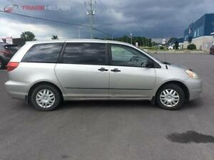2004 TOYOTA SIENNA AUTOMATIQUE CLIMATISEE N7PASSAGERS