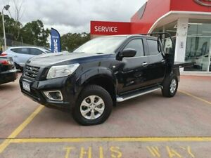 2016 Nissan Navara D23 S2 ST Black 7 Speed Sports Automatic Utility Dandenong Greater Dandenong Preview