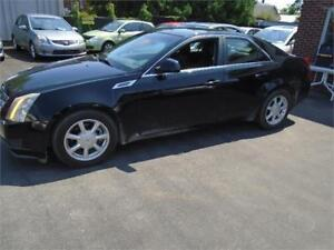 2009 CAILLAC CTS, 161000KM, CUIR,  $6995