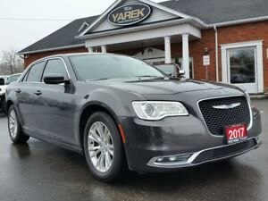 2017 Chrysler 300 Touring L, Leather Heated Seats, Pano Roof, NA