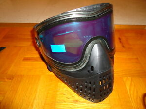 Nice High End paintball masks