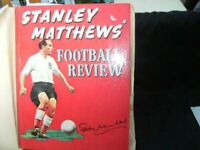 1956 Sport book x3 in very good condition original covers,£18 each or £50 the 3.