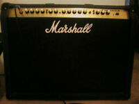 Marshall VS102R Combo Amplifier+Foot Switch-Made in England