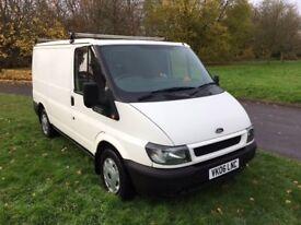 Ford Transit Van 280 SWB **2006** £1595