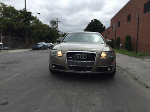 Audi A6 2008 Quattro Full Equipped. Navigation++ 10 999$