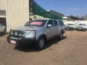2013 Holden Colorado RG LX (4x4) Silver 6 Speed Automatic Crew Cab Pickup Berrimah Darwin City Preview