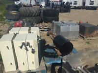 Nice hydraulic tanks or secondary diesel tanks.  ALMOST GONE! Edmonton Edmonton Area Preview