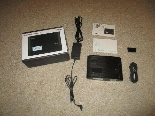 Verizon Samsung 4G LTE Network Extender 2 With GPS