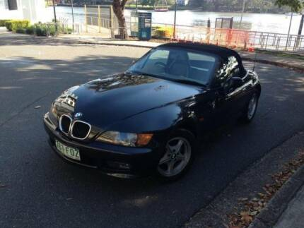1998 BMW Z3 Coupe ROADSTER East Brisbane Brisbane South East Preview