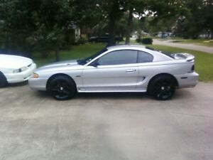 1998 Ford Mustang 2D Coupe REDUCED 4K obo
