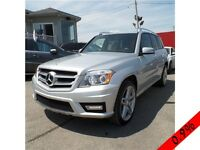MERCEDES GLK 350 4MATIC CUIR, CLIMATISATION DOUBLE, BLUETOOTH ++