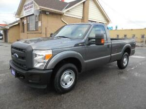 2012 FORD Super Duty F250 XL Regular Cab 8Ft Box ONLY 43,000KMs