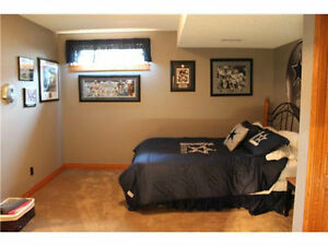 One Bedroom Suit in Walkout Basement at SW Calgary