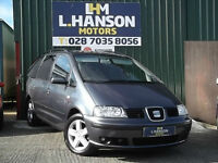 Seat Alhambra 2.0TDI 2008MY Reference