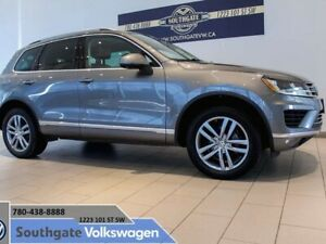 2015 Volkswagen Touareg CERTIFIED PRE-OWNED | HIGHLINE | LEATHER