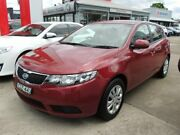 2011 Kia Cerato TD MY11 S Red 6 Speed Manual Hatchback South Nowra Nowra-Bomaderry Preview