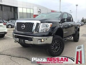 "2018 Nissan Titan XD SV Gas 5"" Suspension, 20x10"" LRG Wheels,..."