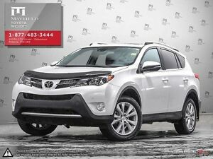 2015 Toyota Rav4 Limited technology package All-wheel Drive (AWD