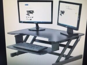 Brand new in the Box  Stand-up Desk