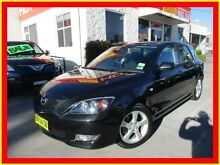 2005 Mazda 3 BK10F1 Maxx Sport Black 4 Speed Automatic Hatchback North Parramatta Parramatta Area Preview