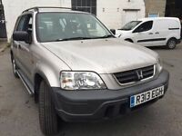 Honda CR-V automatic, starts and drives very well, 1 years MOT (runs out September 2017), does expor