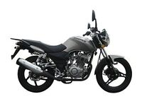 ZONTES PANTHER 125 STREETFIGHTER COMMUTER, FINANCE AVAILABLE, TWO YEAR WARRANTY