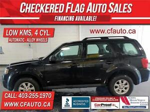 2011 Mazda Tribute GX-ONLY 74,294 KM
