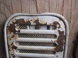 Volkswagen bus front grill assembly w/ screens. Peterborough Peterborough Area image 10